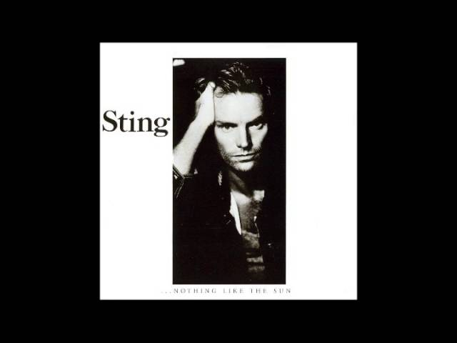 Sting - The Secret Marriage (CD ...Nothing like the sun)
