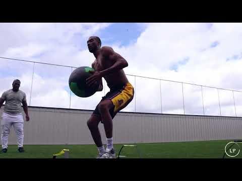 NBA PF Corey Brewer LA Lakers - PositionU Training