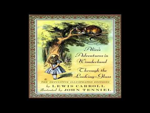 Alice's Adventures in Wonderland Audiobook - 03 - A Caucus-Race and a Long Tale