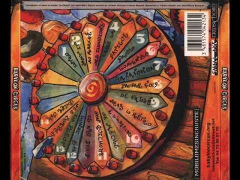 Babylon Circus - 01 - Intro (Au Marché des Illusions)