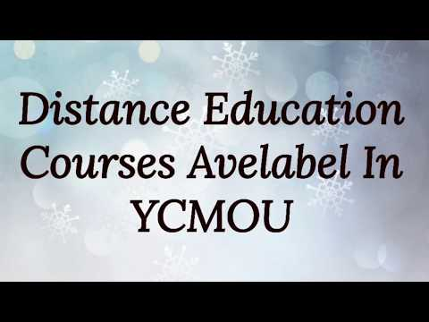 open university courses distance learning   Distance Education Course