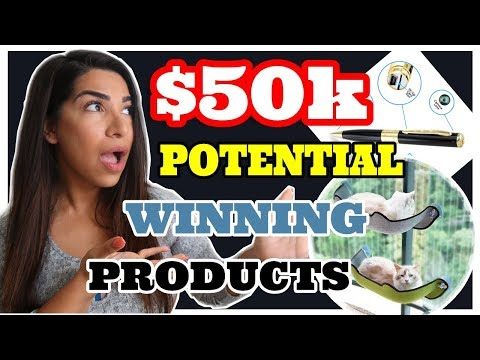 TOP 5 WINNING Products For Shopify Dropshipping 2020 thumbnail