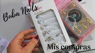 Mis compras en Cosmétic Nails 💅🏻 | Precios Bajos