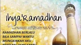 Kun anta versi rindu ramadhan lirik