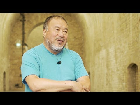 """Ai Weiwei Introduces """"Turn It On: China on Film"""""""