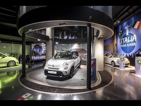 Visite guidée du MotorVillage Fiat à Casablanca | Mekanikus