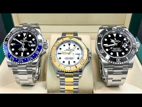 Watch Talk - Two Tone vs Steel Watches