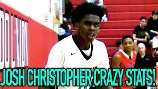 Josh Christopher CRAZY STATLINE! 31 Points, 10 STEALS, 7 Rebounds, 4 Assists & 2 Blocks VS Redondo
