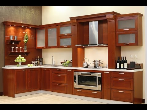 Kitchen cupboard ideas youtube for Small kitchen cupboard designs