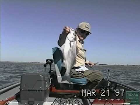 Buddy Bradley: 2006 Texas Freshwater Fishing Hall Of Fame - Texas Parks And Wildlife [Official]