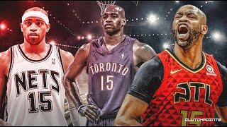 1533ff6c NBA | Vince Carter Classic Raptors Jersey (Unboxing) ...