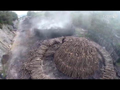 Storie e persone: i carbonai di Serra San Bruno