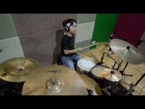 Pandu Putra - Bendera Cokelat Drum Cover Bali Rudiment Drum Course