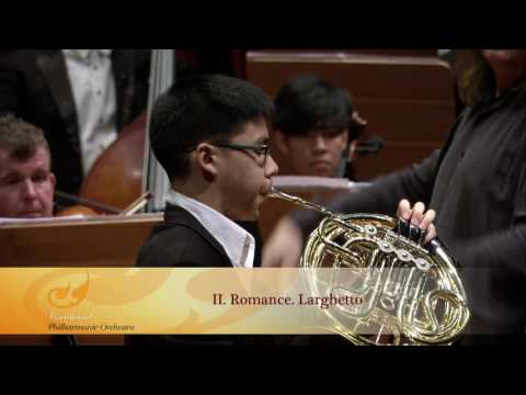 """""""Horn Concerto No.3 in E-flat Major, k.447"""" By Thailand Philharmonic Orchestra"""