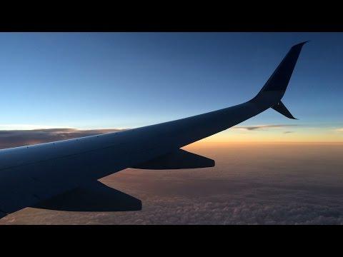 United 8123 Newark to Los Angeles FULL FLIGHT! 60 FPS NEW PLANE!