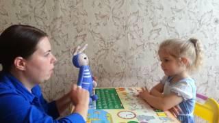 Английский с мамой. Развивающие занятия для малышей. Bunny Day. Эпизод 16.