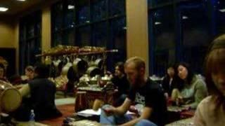 Javanese Gamelan: Lancaran Ora Jamu (pelog nem)