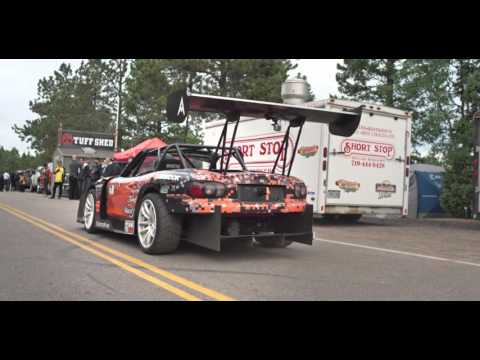 2015 Pikes Peak International Hill Climb