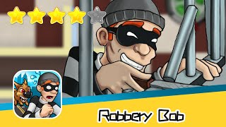 Robbery Bob Extras 09 Walkthrough Prison Bob Recommend index four stars