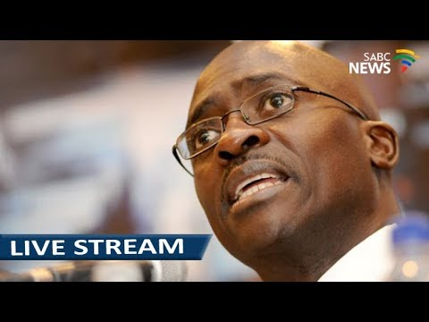 Gigaba appears before Parliament's money committees to explain his budget