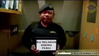 Nanggala-402 Submarine Crews Singing 'Sampai Jumpa' by Endank Soekamti