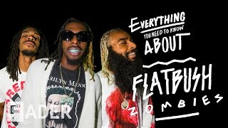 Flatbush Zombies - Everything You Need To Know (Episode 37)