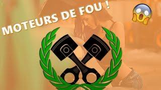 MOTEURS DE FOU !