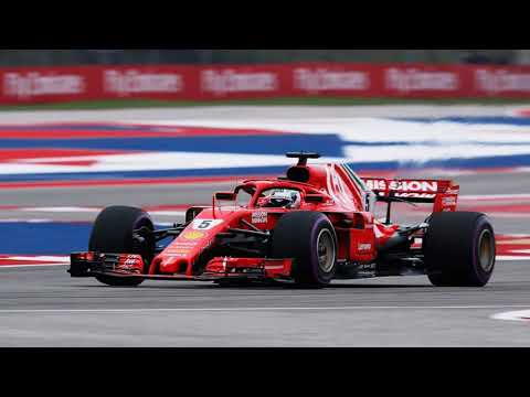 Sebastian Vettel angry on the radio after losing pole - F1 2
