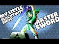 CRAFTING THE MASTER SWORD - My Little Blacksmith Shop Gameplay Update 0.0.8