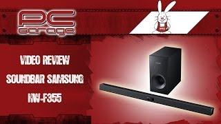 PC Garage - Video Review Soundbar Samsung HW-F355