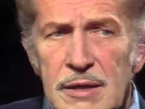 Day at Night - Vincent Price