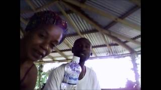 Yard From Abroad w Machel and Farming in Jamaica w Queen RA