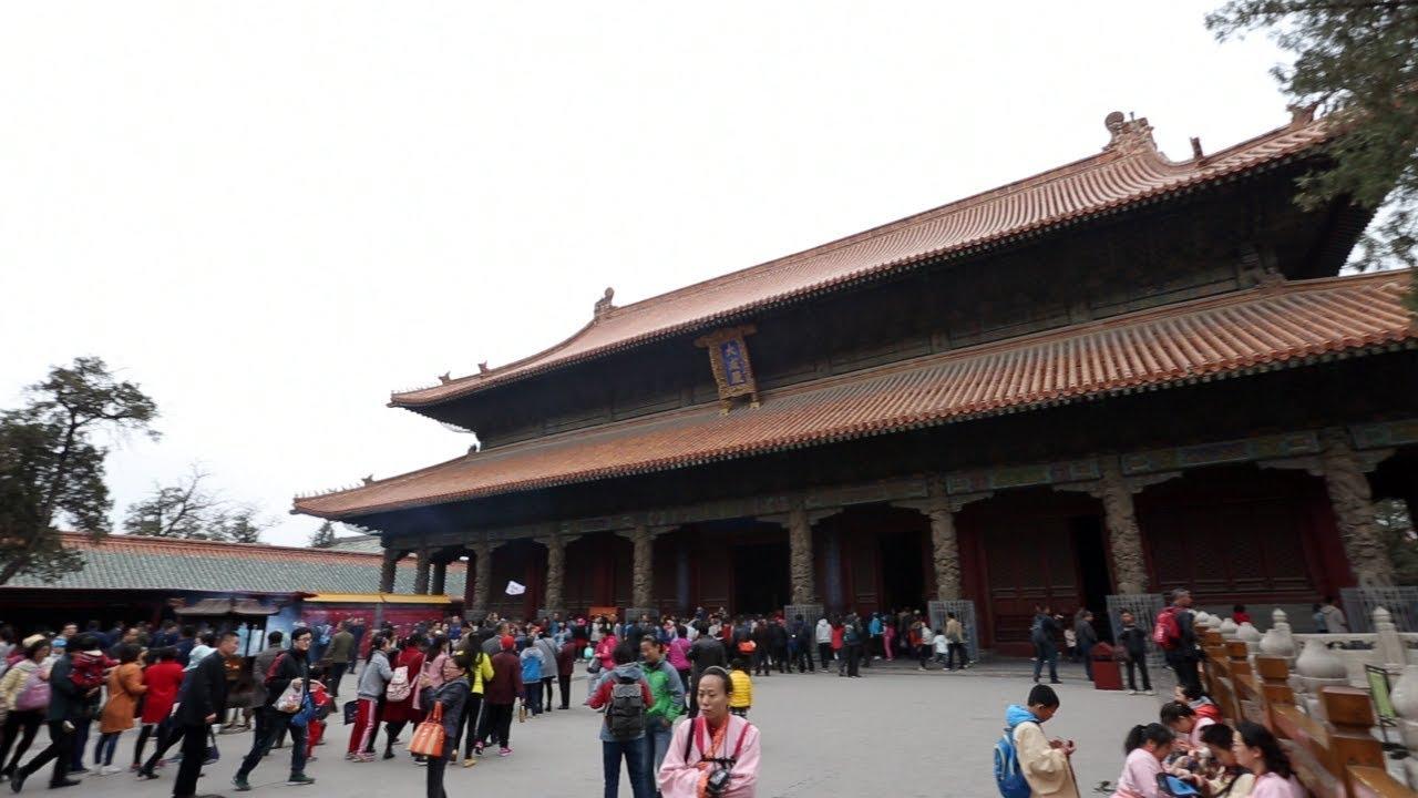 China: Preserving the Heritage of Confucius and Mencius