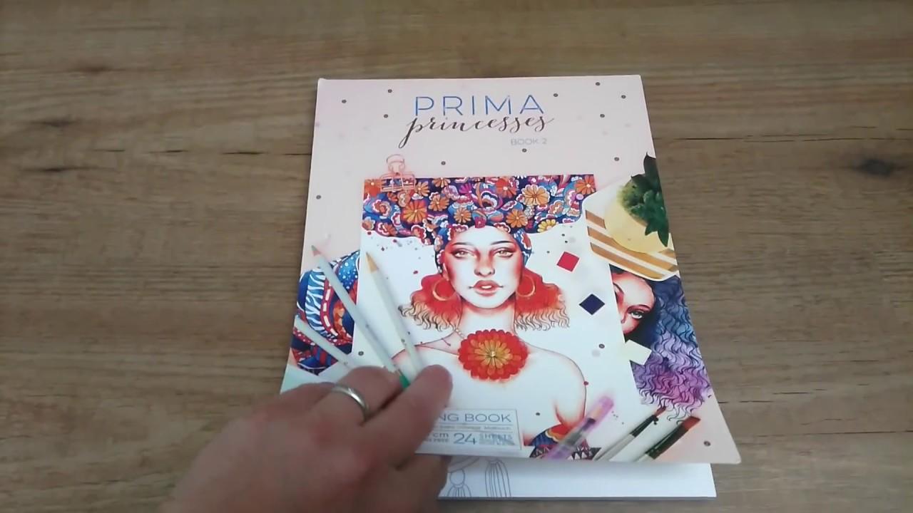 Prima Princesses Book Vol 2
