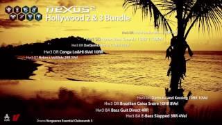 refxcom Nexus² - Hollywood 23 Bundle - modern genres demo