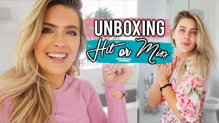 HIT OR MISS? SPRING MUST HAVES