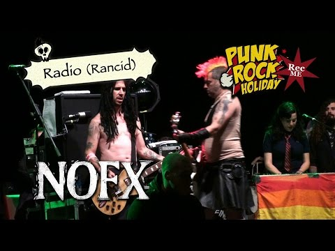 #080 NOFX Radio Rancid @ Punk Rock Holiday 10082016 Tolmin, Slovenia