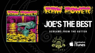 Watch Raw Power Joes The Best video