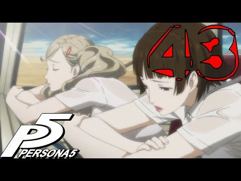 Let's Play Persona 5 (BLIND) Part 43: HOT AS BALLS