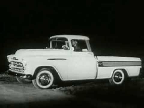 1957 Task Force Chevrolet Truck Promo!