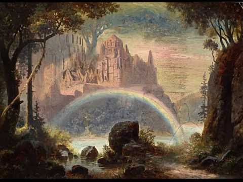 Richard Wagner - DAS RHEINGOLD - Entrance of the Gods into Valhalla (Solti, 1958)