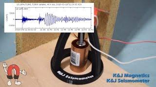 K&J Seismometer