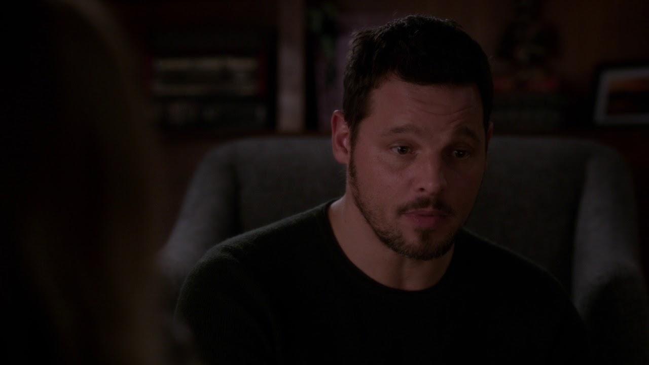 Meredith and Alex Catch Up – Grey\'s Anatomy Season 14 Episode 15 ...