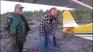 Alaska Buschpilot