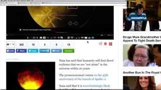 NASA: We Will Find Aliens By 2026!  Curiosity Finds Meteorite.  WUITS Space News