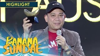Jobert Austria is awarded Best Actor In A Painful Role | Banana Sundae