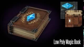 Magic Book C4d