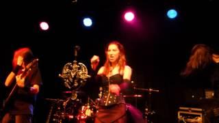 Dreamslave - Pirates Anthem (live Citrons Masqués Yverdon-les-Bains 22/03/14)