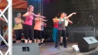 Zumba® fitness zur BRN 2013