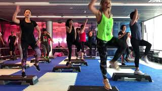 You and I (Electropop) Zumba Step